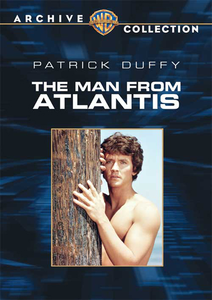 Patrick Duffy The Man From Atlantis Pilot DVD